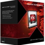 AMD FX 8150 8x3,6GHz BOXED