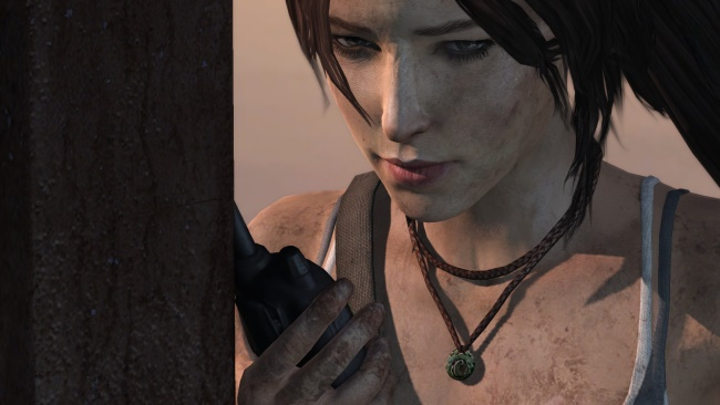 Die neue Lara Croft im neuen Tomb Raider