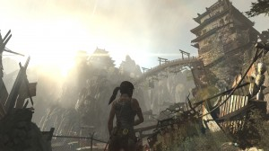 Spielwelt von Tomb Raider