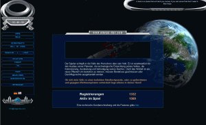 Omega-Day Screenshot der Website