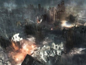 Unwetter bei Company of Heroes
