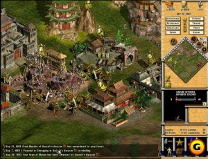 Strategiespiel SK2 Screenshot
