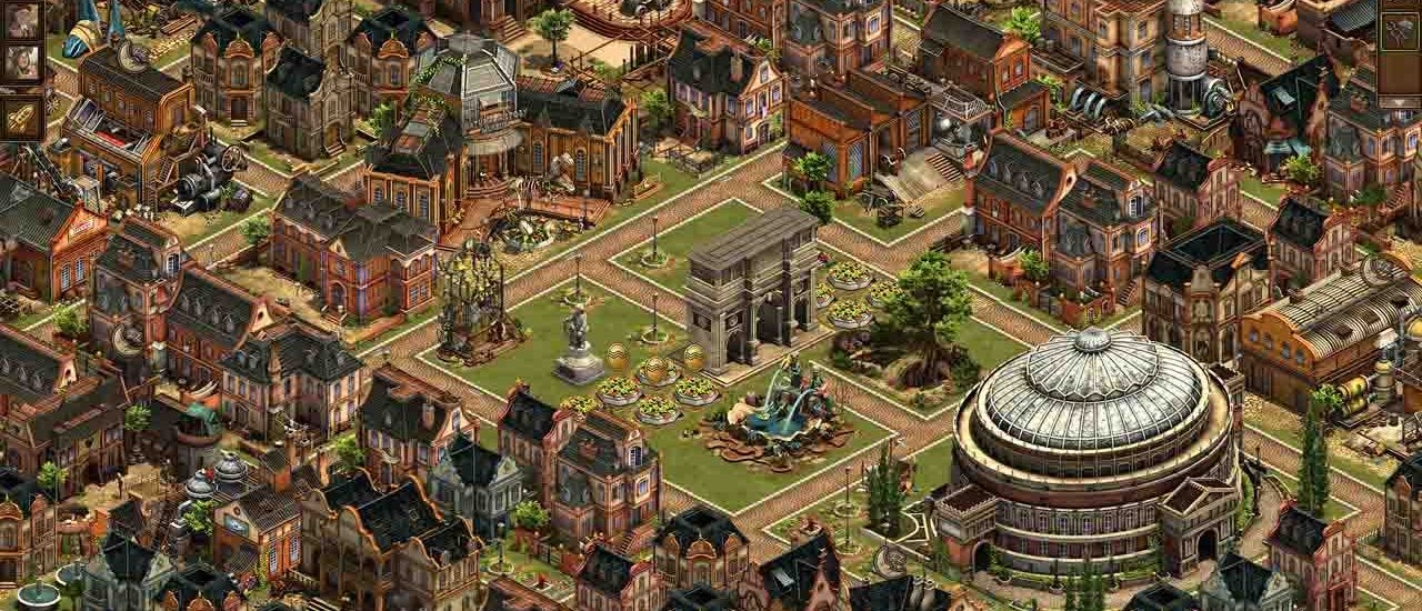 Forge of Empires Screenshot_grosstadt