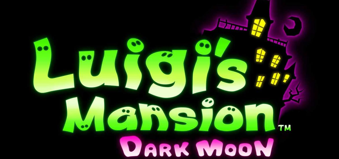 Logo von Luigis Mansion Dark Moon