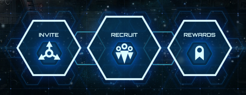 Star Citizen Referal Programm 5000 Credits gratis