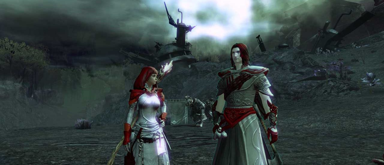 Guild Wars 2 Fashion Wars: Male + Female Mesmer