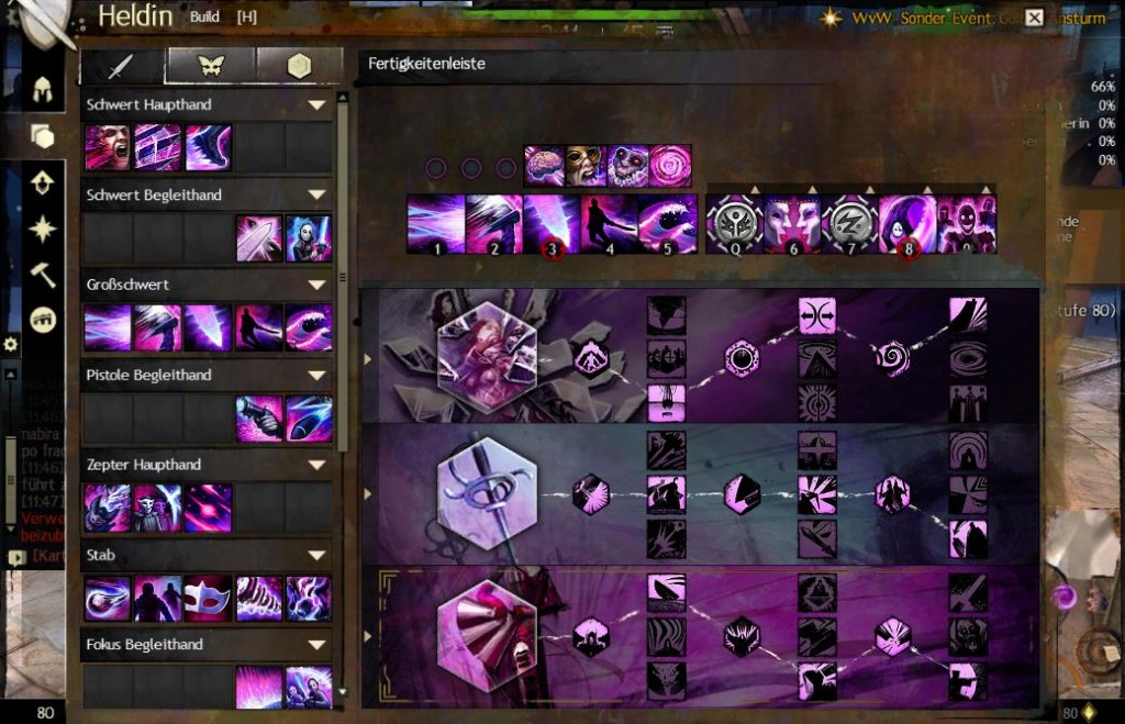 Post June 2015 Patch: Mesmer Roaming Interrupt Shatter Build