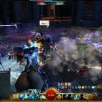 Steinnebel Zergfight WvW in Guild Wars 2