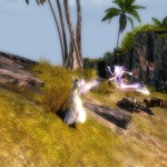 Action Screenshot Gw2 GS Mesmer