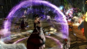 Guild Wars 2 Glamour Support Mesmer Screenshot
