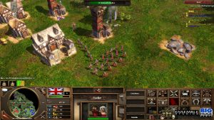 Age of Empires 3 Grafik im Jahr 2016